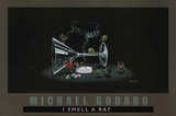Michael Godard I Smell a Rat Art Print Poster Prints