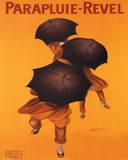 Leonetto Cappiello Parapluie Revel Art Print Poster Prints