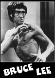 Bruce Lee Movie (Pose) Poster Print Posters