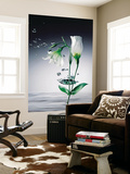 Wei Ying-Wu Crystal Flower Mini Mural Huge Poster Art Print Wallpaper Mural