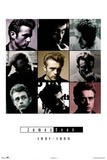 James Dean 9 Pictures Collage 1931-1955 Movie Poster Print Prints