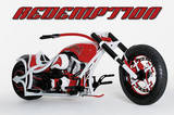 Todd Latimer (The Redemption Bike) Art Poster Print Prints
