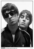 Oasis MTV Studios 1994 Music Poster Print Kunstdrucke
