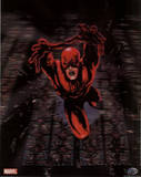 Daredevil Marvel Comics 3-D Lenticular Poster Print Posters