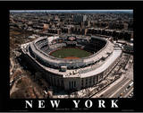 New York Yankees New Yankee Stadium Opening Day Sports Posters