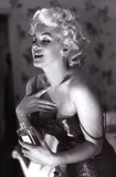 Ed Feingersh Marilyn Monroe Chanel Glow Movie Poster Print Plakater
