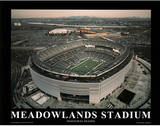 New York Jets New Meadowlands Stadium Inaugural Season Sports Art