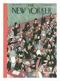 Christina Malman - The New Yorker Cover - December 7, 1946 - Regular Giclee Print