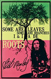 Bob Marley Roots Blacklight Music Poster Print Prints