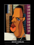 David Cowles (Jay-Z) Music Poster Print Lminas