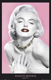 Marilyn Monroe (Seduce, Color) Movie Poster Print Prints