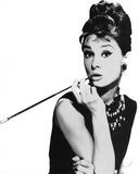 Audrey Hepburn Glossy Movie Print Poster Photo