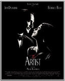 The Artist Jean Dujardin Berenice Bejo Movie Poster Print Posters