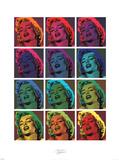 Marilyn Monroe Affiches