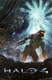 Halo 4 Video Game Poster Print Posters
