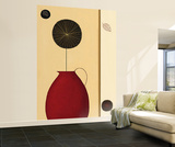 Jo Parry The Red Pitcher Huge Wall Mural Art Print Poster Wallpaper Mural