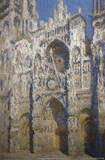 Claude Monet (Cathedral of Rouen) Art Poster Print Posters