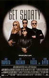 Get Shorty Movie John Travolta Danny DeVito Poster Print Posters