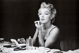 Marilyn Monroe (In the Mirror) Art Poster Print Prints