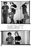 MGMT Group Black and White Music Poster Print Prints