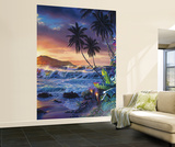 Christian Riese Lassen Beyond Hana's Gate Huge Wall Mural Art Print Poster Wallpaper Mural