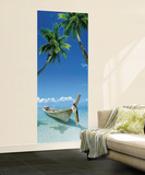 Eternal Quest Beach Giant Mural Poster Wallpaper Mural