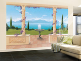 James Halloran Bella Vista Huge Wall Mural Art Print Poster Wall Mural