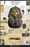 Ancient Egypt Dorling Kindersley Educational Poster Print Posters
