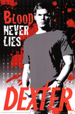 Dexter Blood Never Lies Serial Killer TV Poster Print Posters