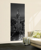 Chrysler Building New York City by Henri Silberman Giant Mural Poster Wallpaper Mural