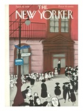 The New Yorker Cover - September 16, 1939 Giclee Print by Christina Malman