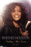 Whitney Houston Nothing But Love Music Poster Print Posters