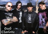 Good Charlotte Group Music Poster Print Prints