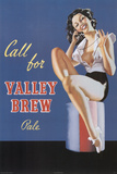 Call for Valley Brew Pale Ale Prints