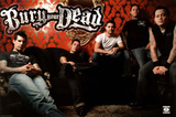 Bury Your Dead Group Music Poster Print Prints