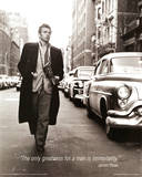 James Dean (Immortality) Movie Poster Print Posters