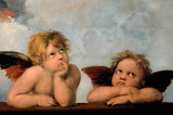 Raphael (Little Angels) Art Poster Print Poster
