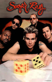 Sugar Ray Group Rolling Dice Music Poster Print Poster