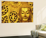 Chatuchak Buddha Mini Mural Huge Poster Art Print Wallpaper Mural