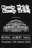 Cheap Trick Royal Albert Hall Music Poster Print Prints