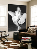 Marilyn Monroe The Legend by Sam Shaw Movie Mini Mural Huge Poster Print Wandgemälde