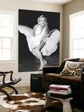 Marilyn Monroe The Legend by Sam Shaw Movie Mini Mural Huge Poster Print Wandgemälde