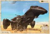 Firefly ISV Cerberus Desert Camp TV Poster Print Posters