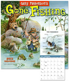 Gone Fishing by Gary Patterson - 2013 12-Month Calendar Calendars