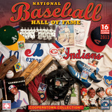 Baseball Hall of Fame - 2013 16-Month Calendar Calendars