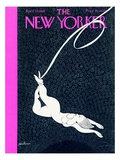 The New Yorker Cover - April 23, 1938 Giclee Print by Christina Malman