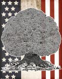 American Rock Burton History Tree Music Poster Print Prints