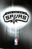 San Antonio Spurs Logo 2010 Sports Poster Print Prints