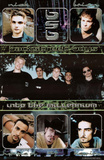 Backstreet Boys Into the Millennium Music Poster Print Prints