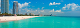 South Beach-Miami Prints by  S.Borisov